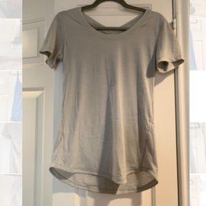 Lululemon shirt sleeve T-shirt